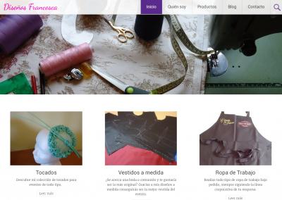 Blog personal y portfolio